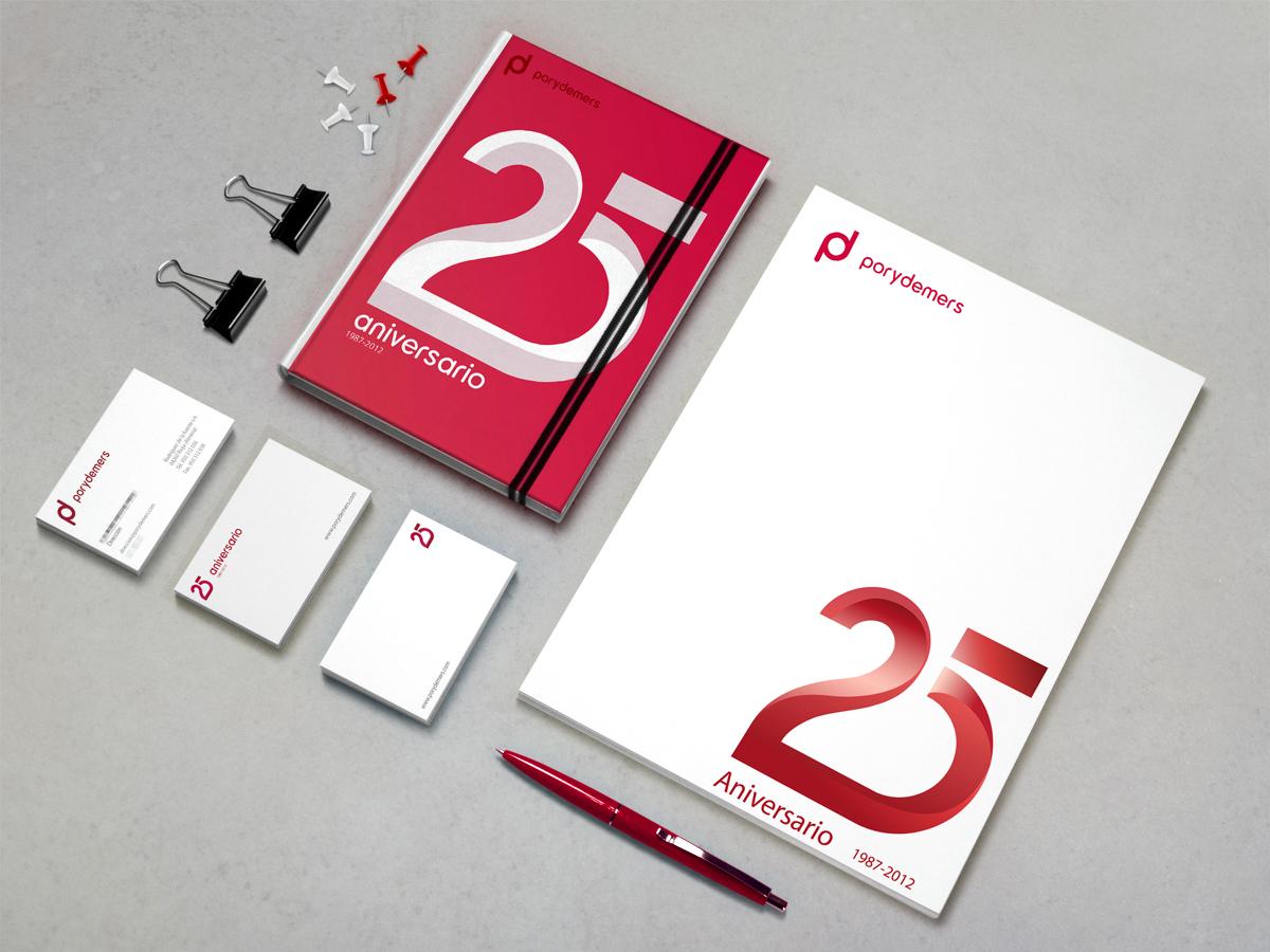 diseño papeleria imagen corporativa