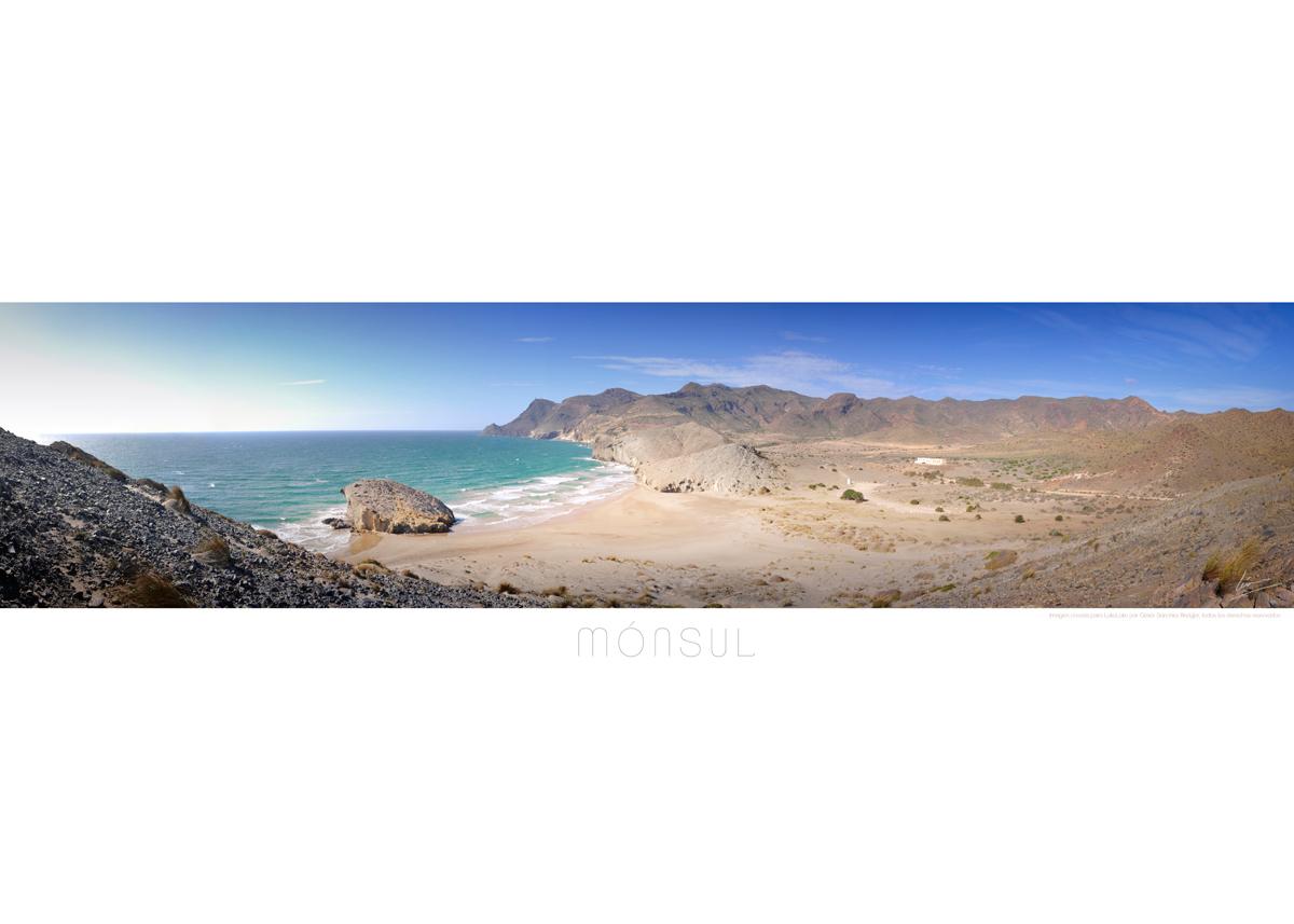 poster paisajes almeria