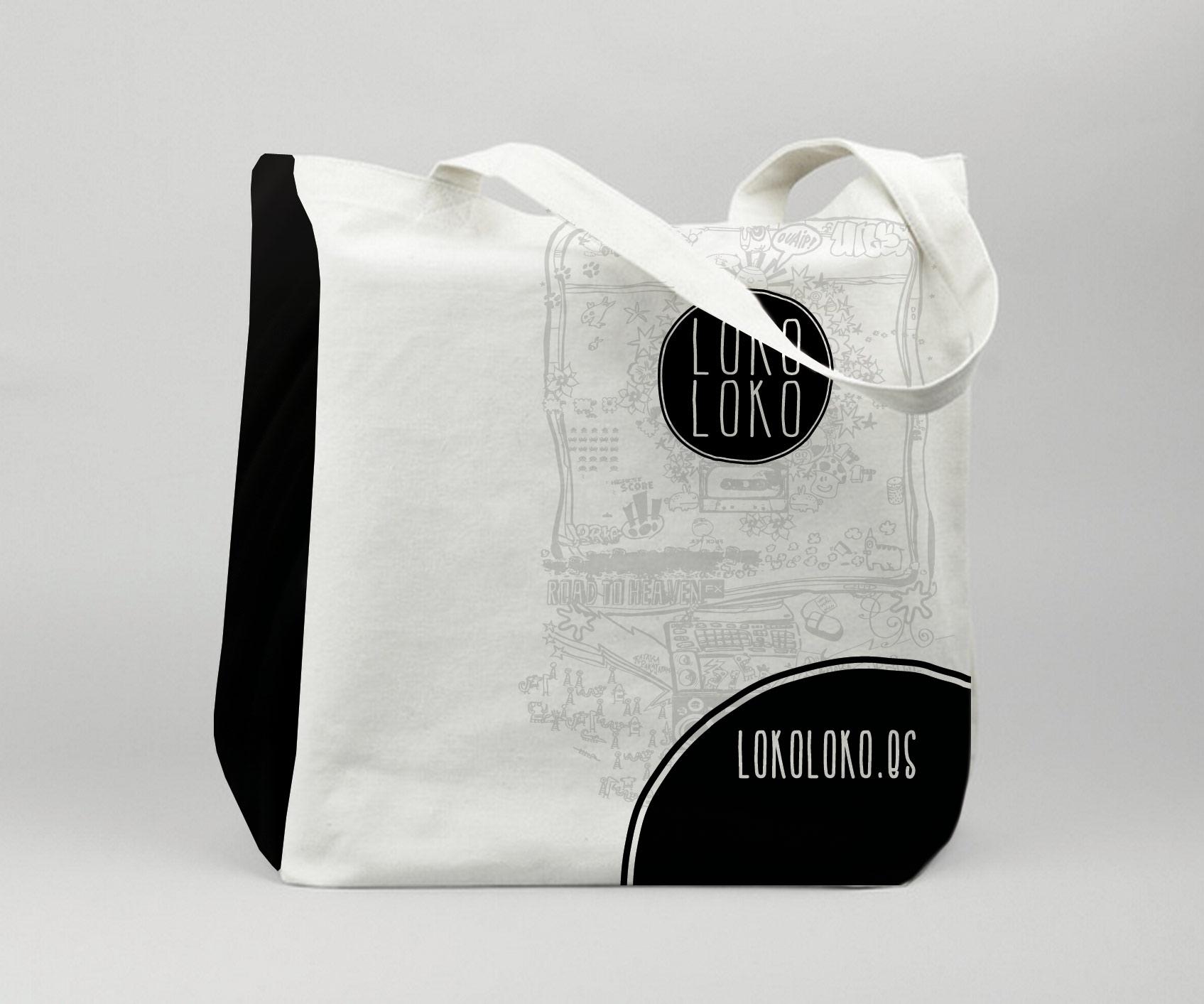 productos de diseño bolsa lokoloko