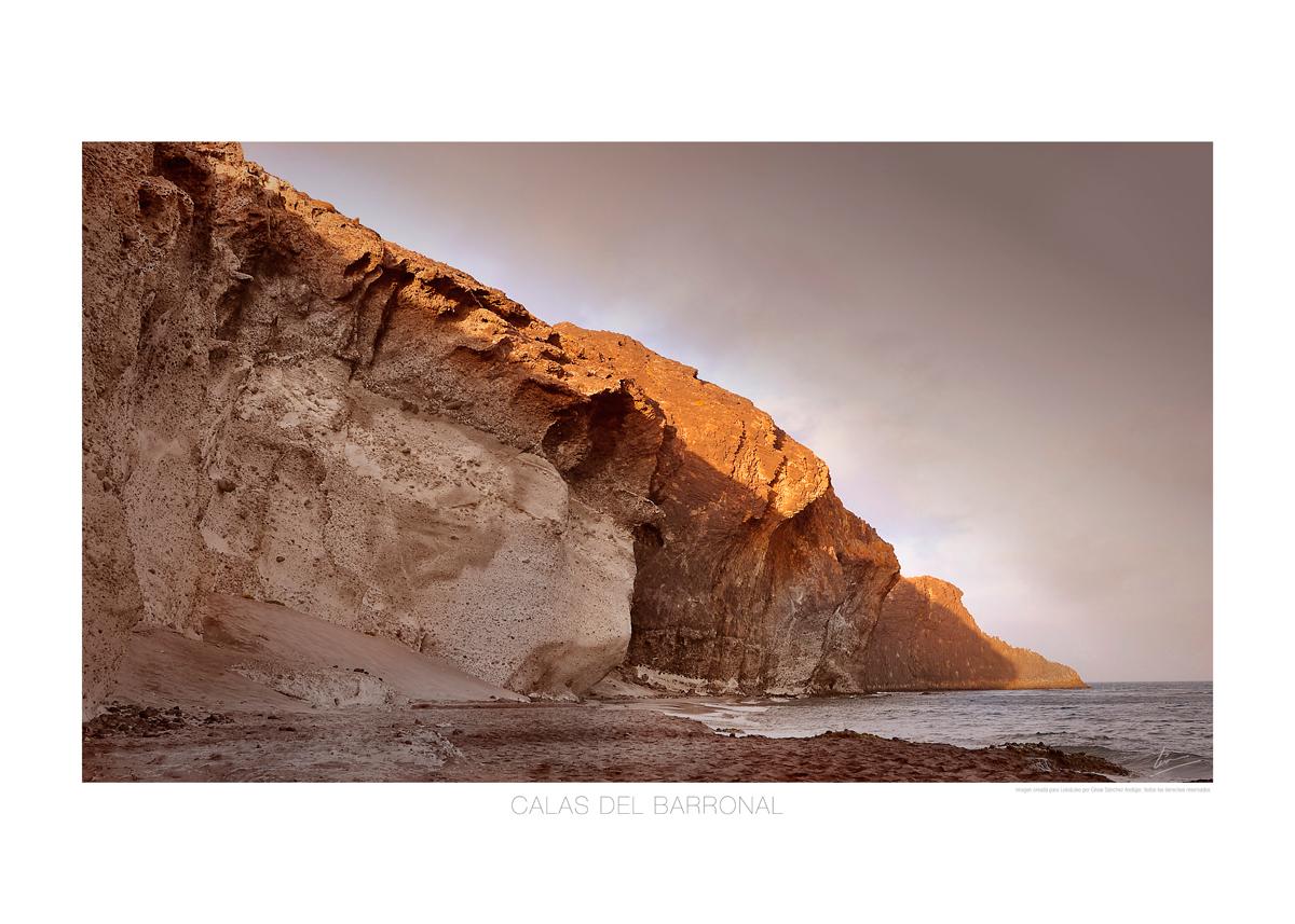 poster fotografias de paisajes almeria