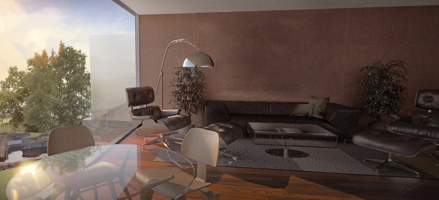 proyecto de arquitectura almeria 3d