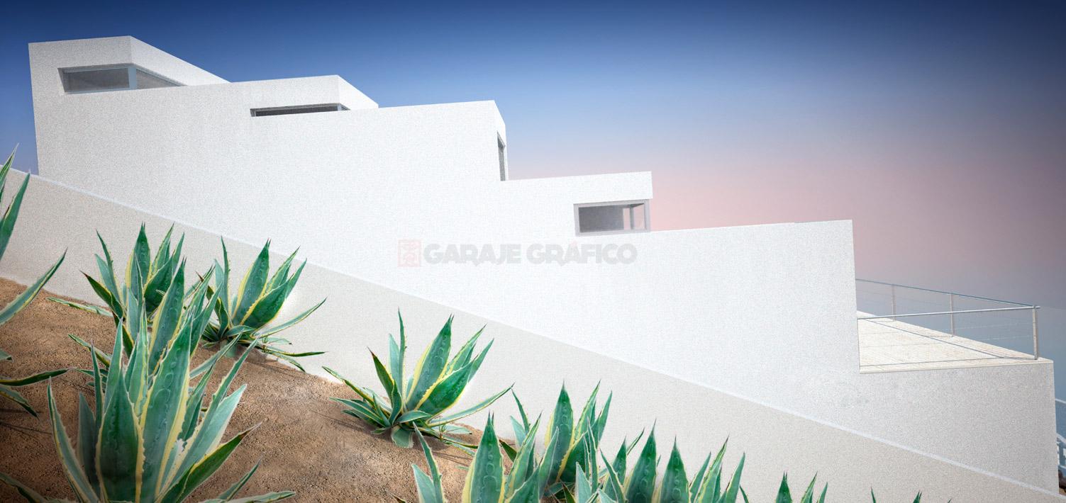 almeria 3d proyectos arquitectura