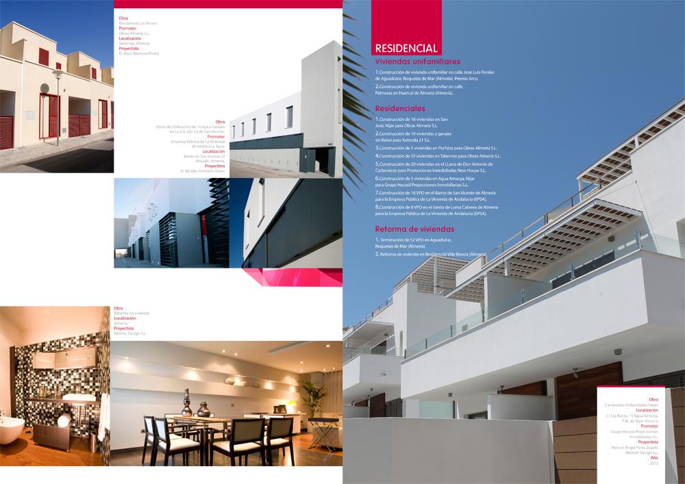 diseño de maquetacion catalogo publicitario Garaje Grafico