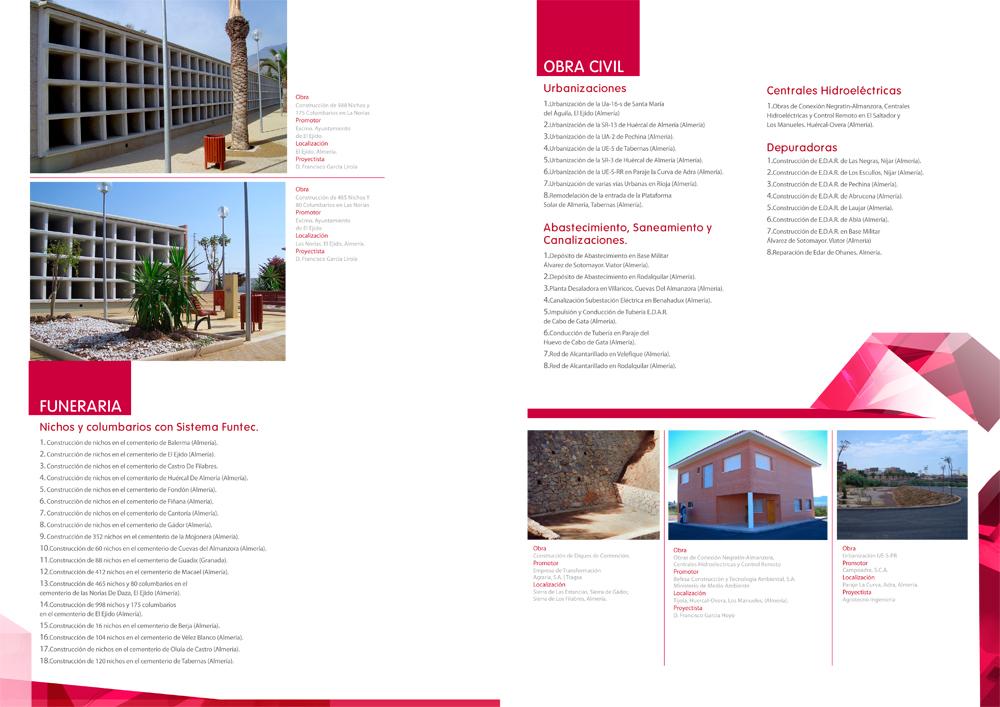 catalogo de diseño maquetacion Garaje Grafico
