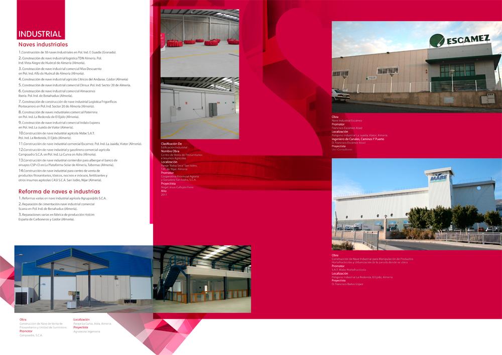 diseño maquetacion catalogo almeria
