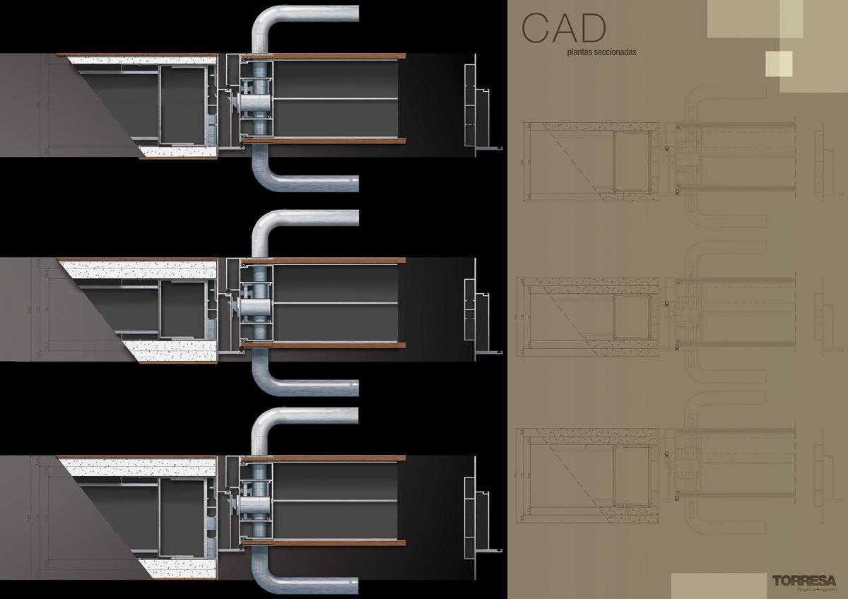 diseño de folletos publicitarios catalogo puertas