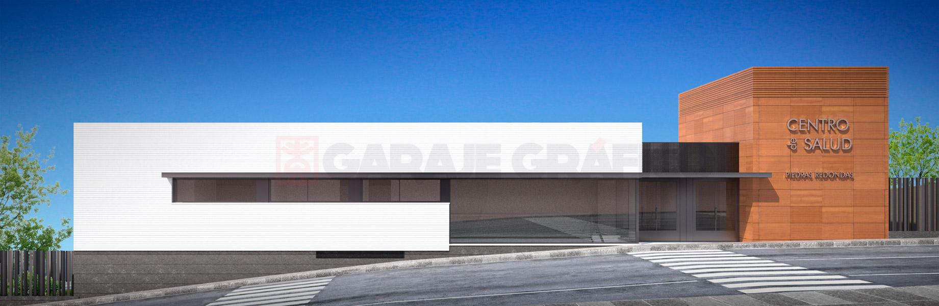 exteriores 3d concurso de arquitectura