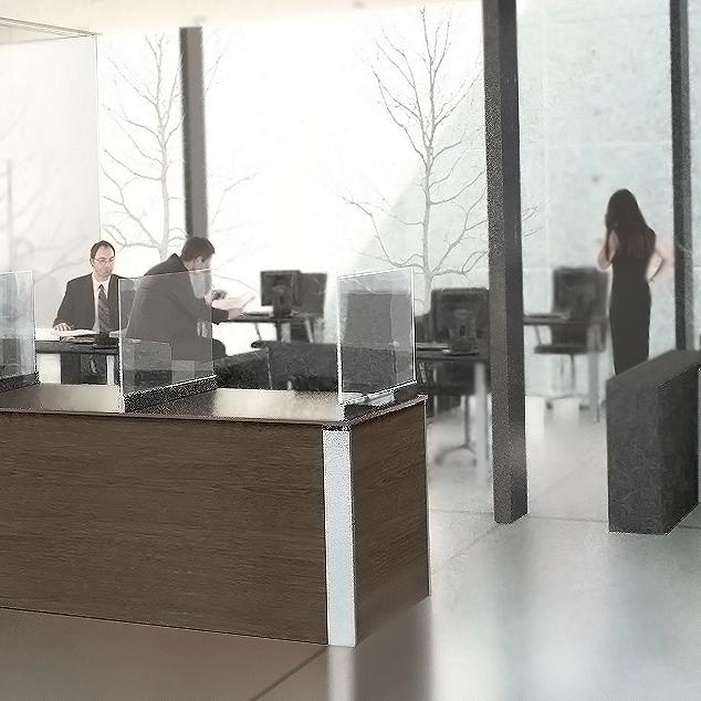 oficinas 3d interiores