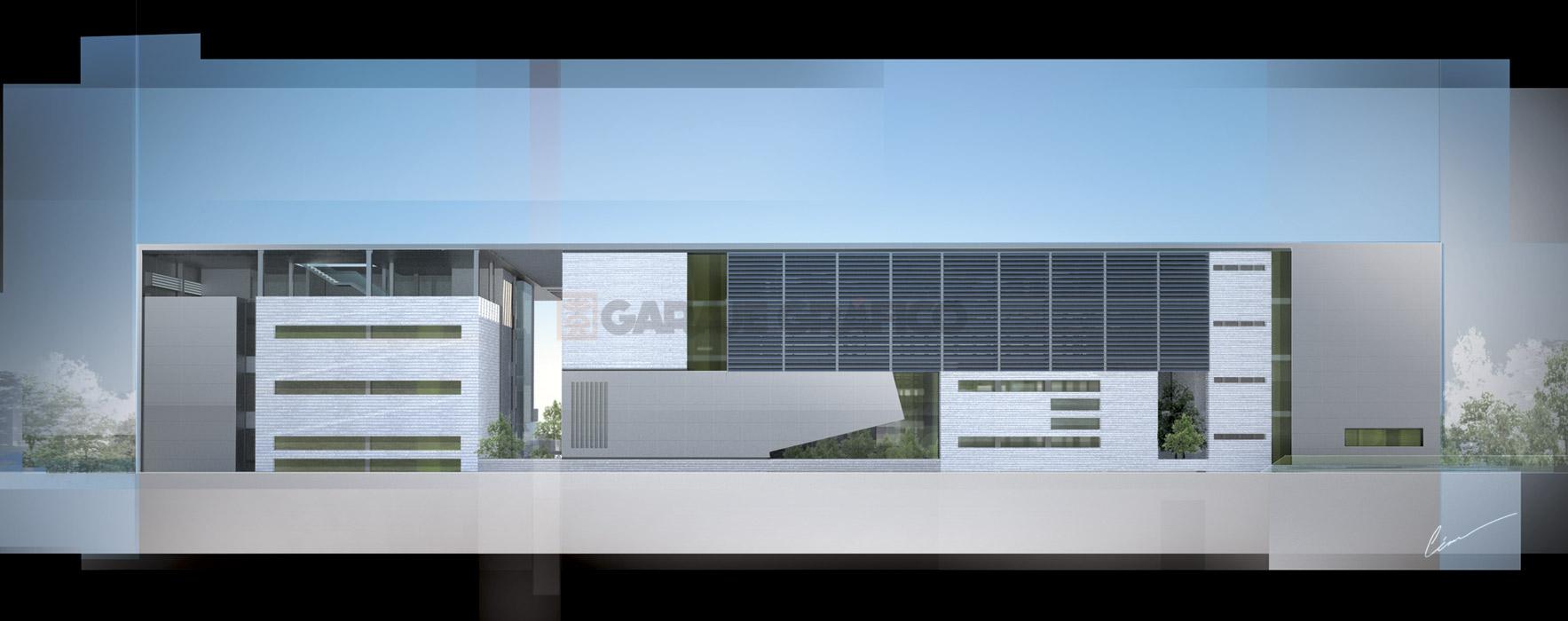 diseño 3d concurso de arquitectura