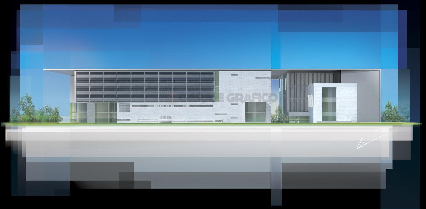 esteriores 3d concurso de arquitectura