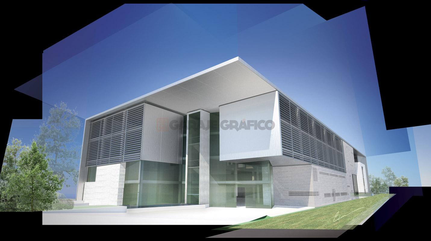 concurso de arquitectura infoarquitectura 3d almeria