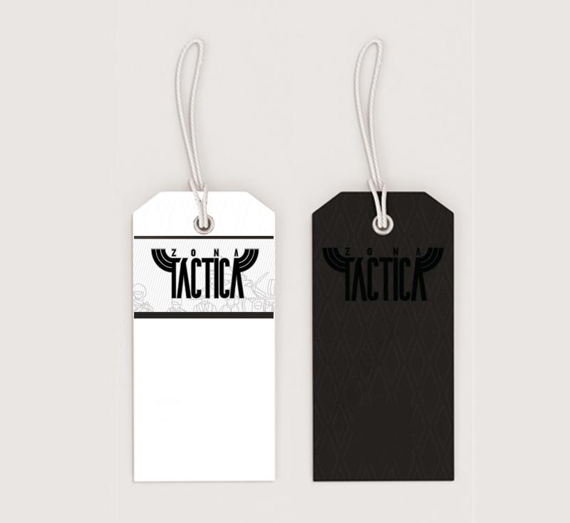 diseño etiquetas ropa