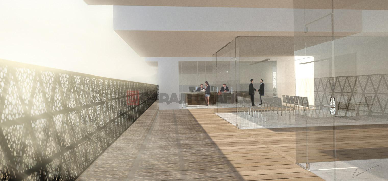 arquitectos almeria exterior 3d
