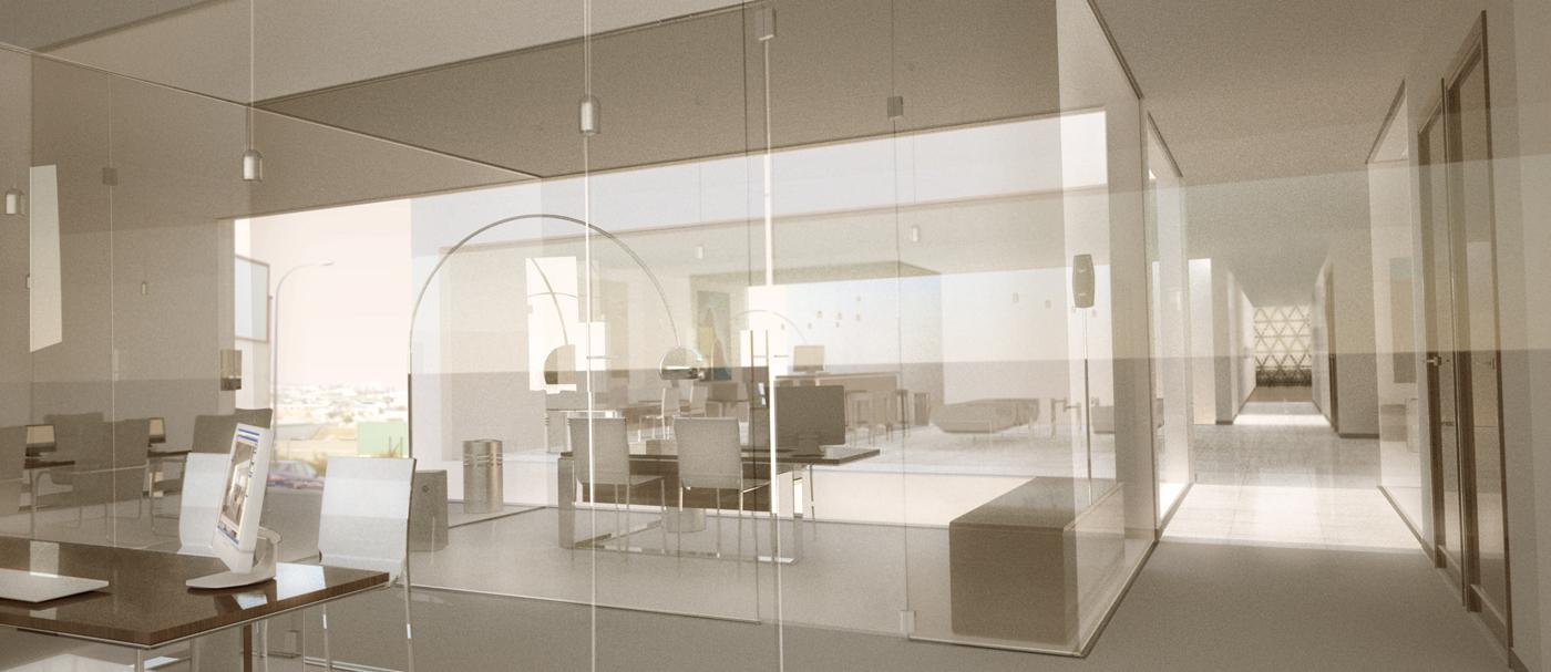 arquitectura 3D almeria