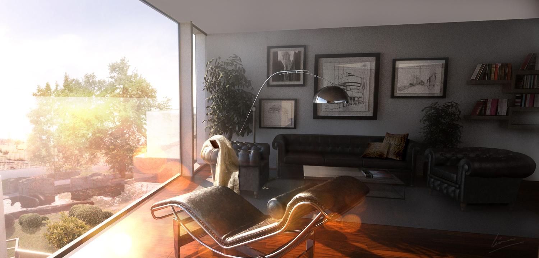 infoarquitectura 3d interiores