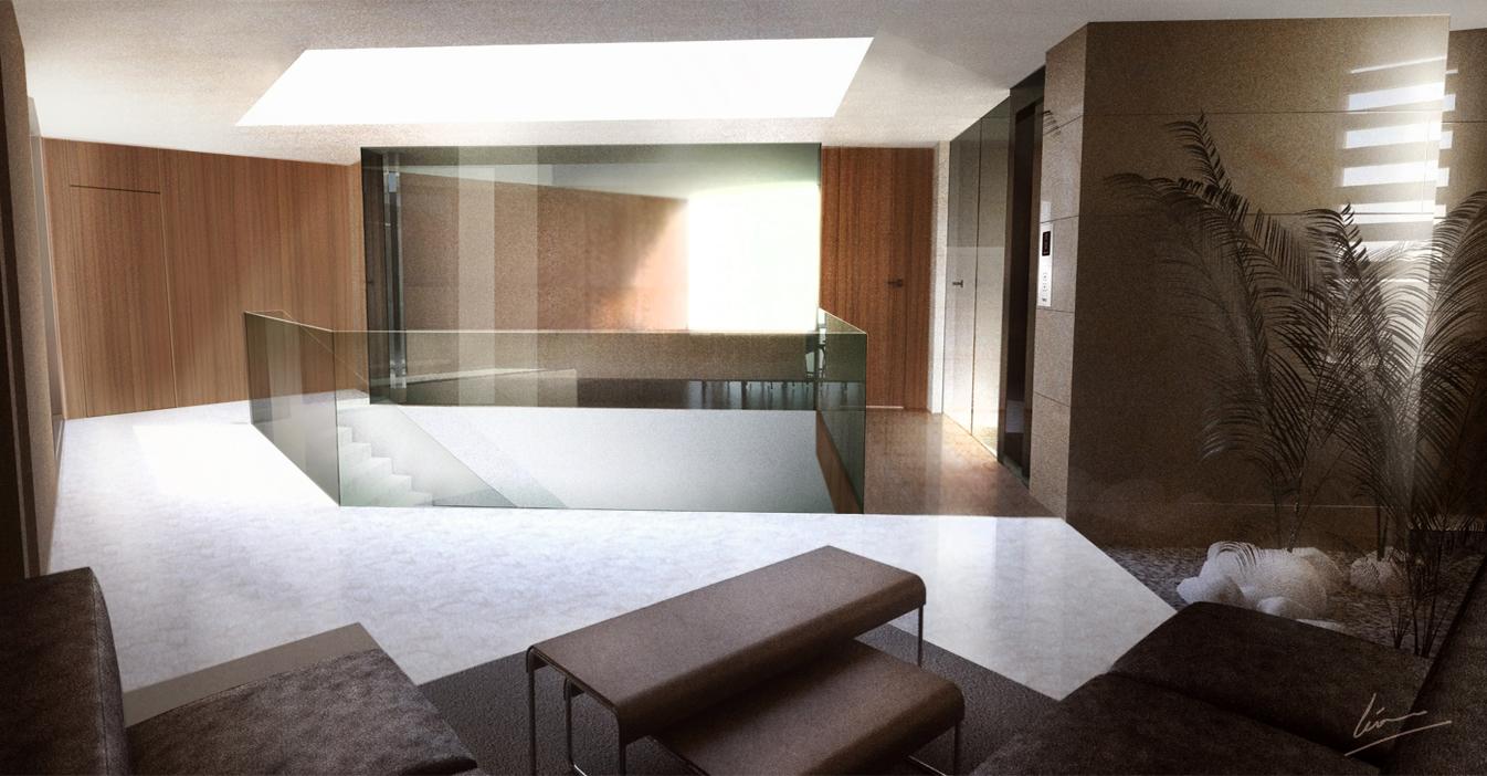 diseño y decoracion interior 3d