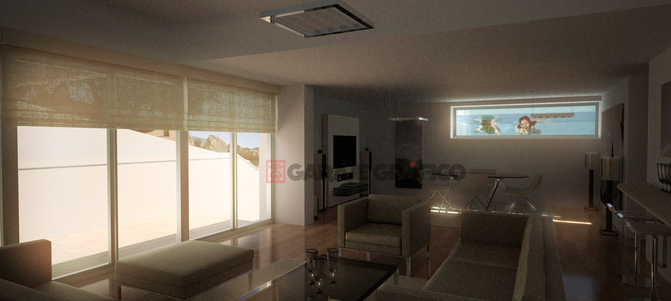 render interiores 3d