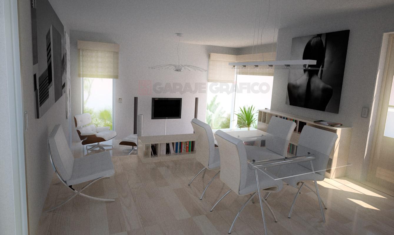 render 3d arquitectos almeria