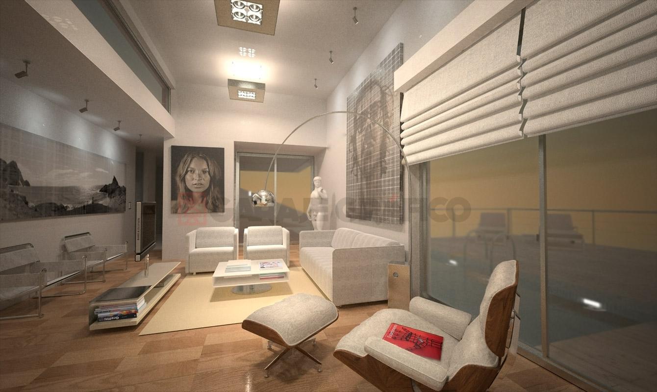 infografias proyecto de arquitectura interiores 3d