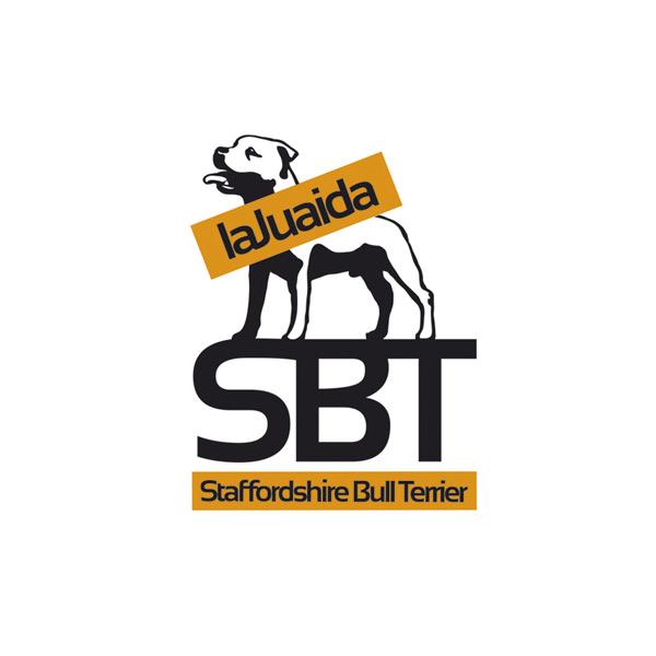Logotipo e identidad corporativa de razas de perro en almería, diseño grafico el estudio garaje grafico