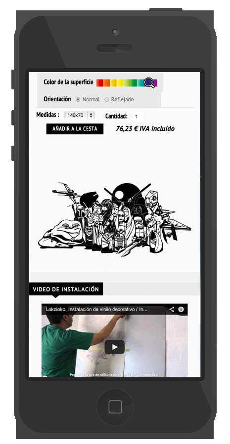 presentacion pagina web lokoloko