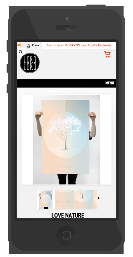 diseño de paginas web lokoloko