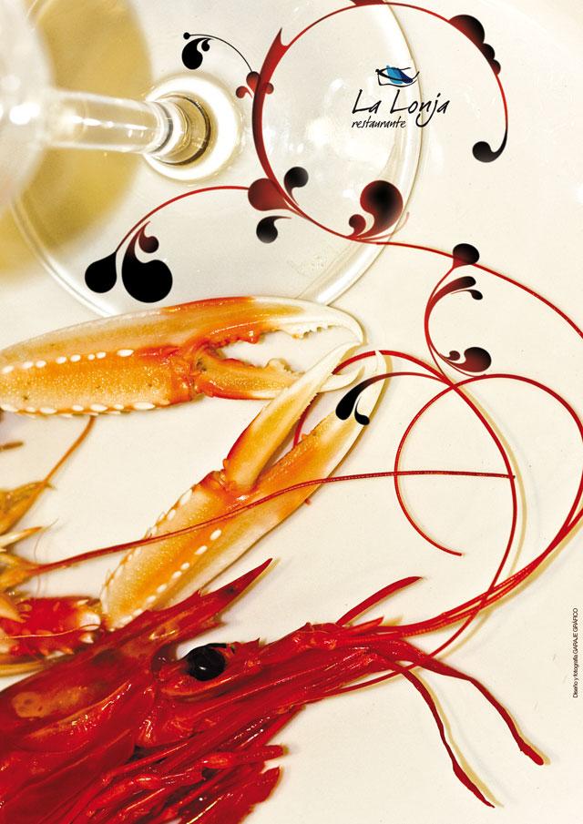 fotografias gastronomia carta restaurante