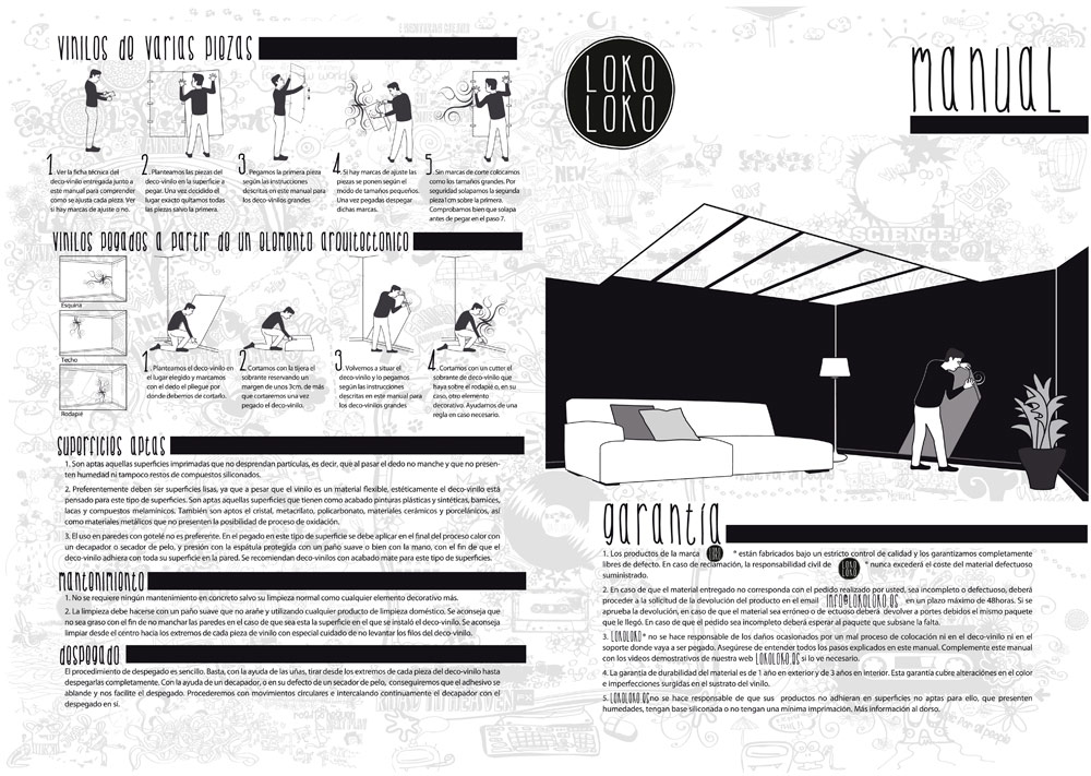diseño grafico maquetacion de paginas manual