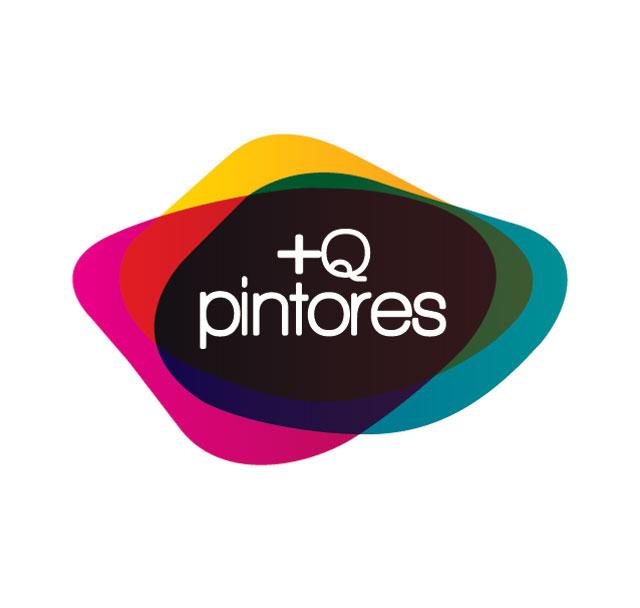 Logotipo para empresa de pintores diseñado por Garaje Grafico.