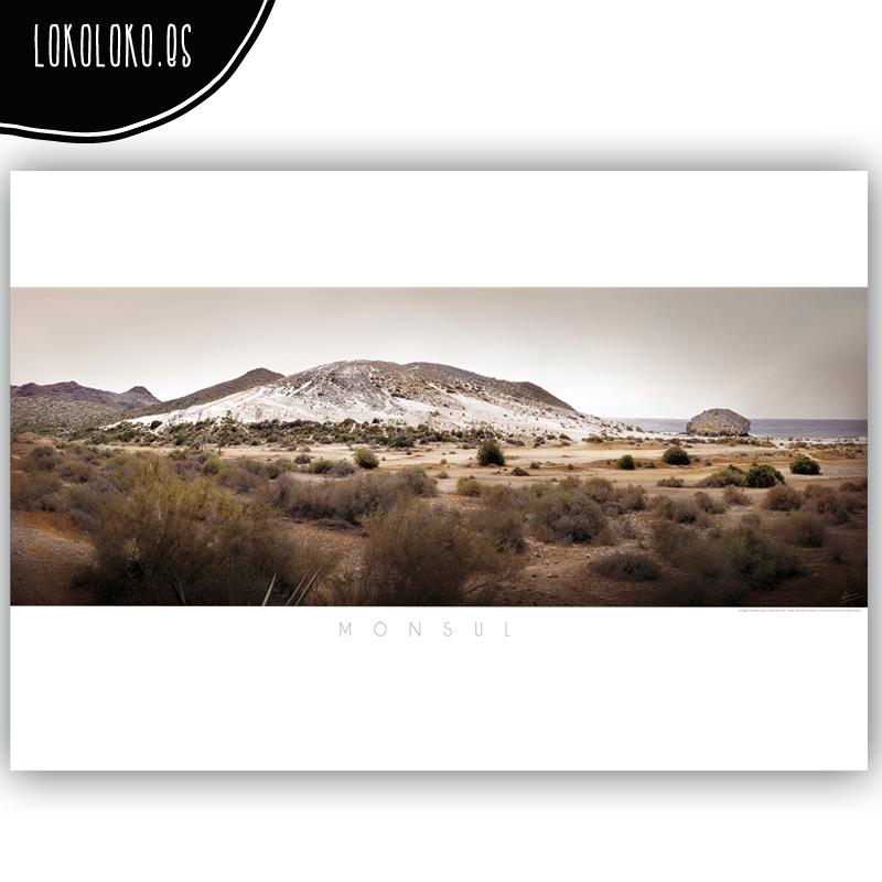 fotografias de paisajes almeria impresion de poster