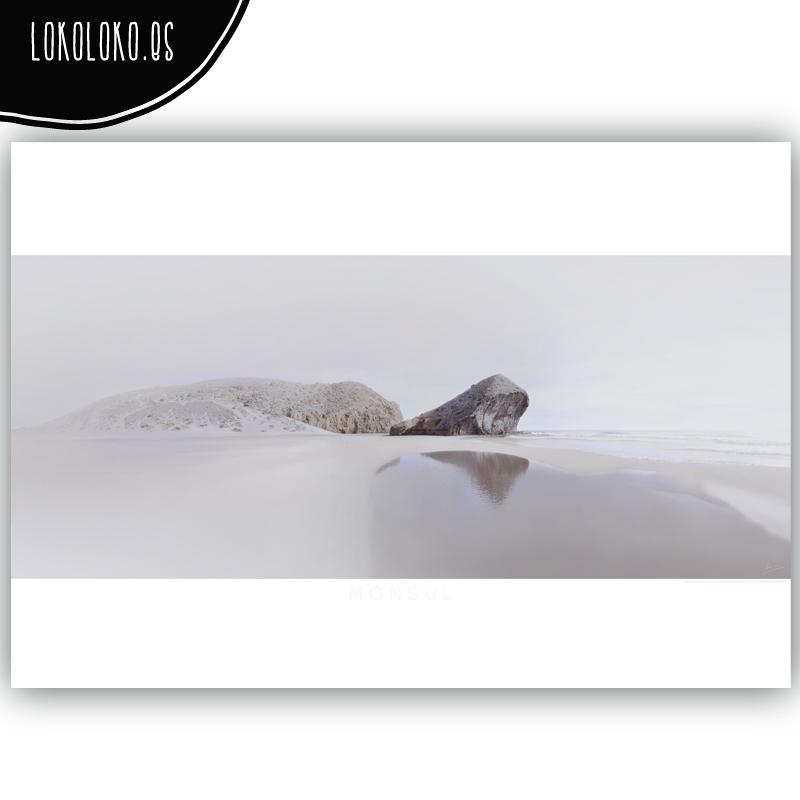 impresion de poster paisajes de playas