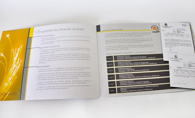 diseño maquetacion de catalogo