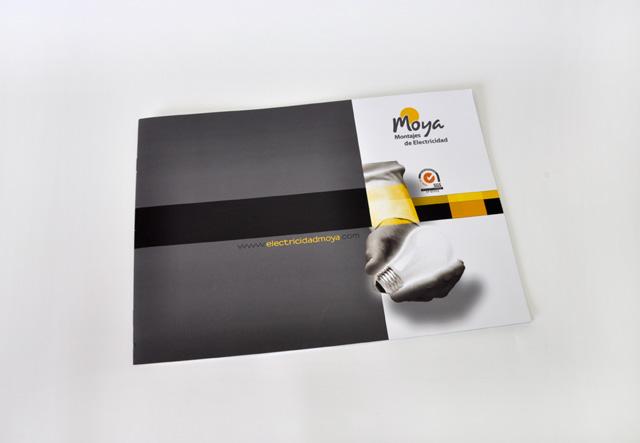 diseño grafico profesional catalogo empresa