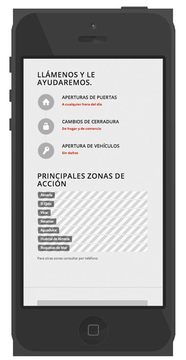 diseño de paginas web adaptacion iphone