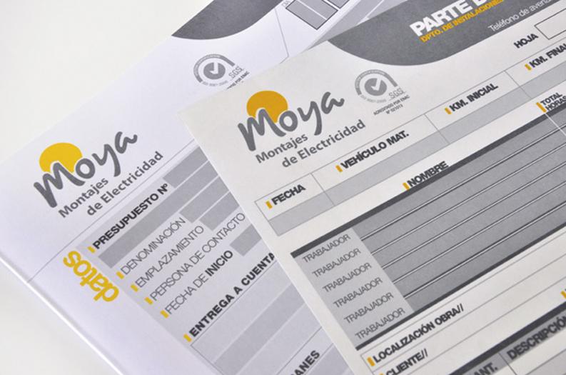 diseño grafico profesional papeleria imagen corporativa almeria