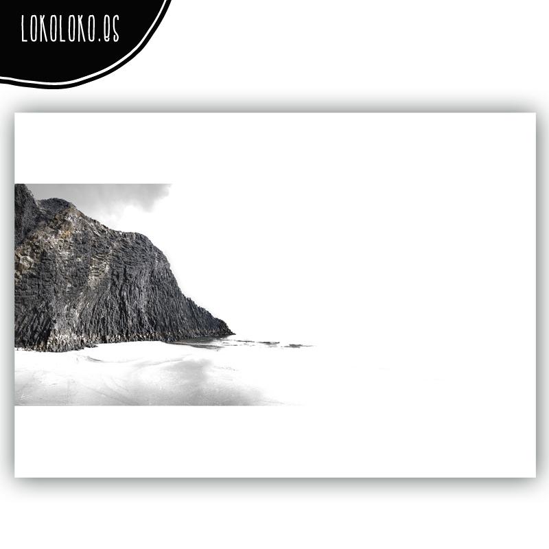impresion de poster fotografias de paisajes Garaje Grafico