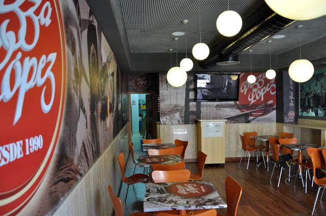 diseño grafico almeria restaurante