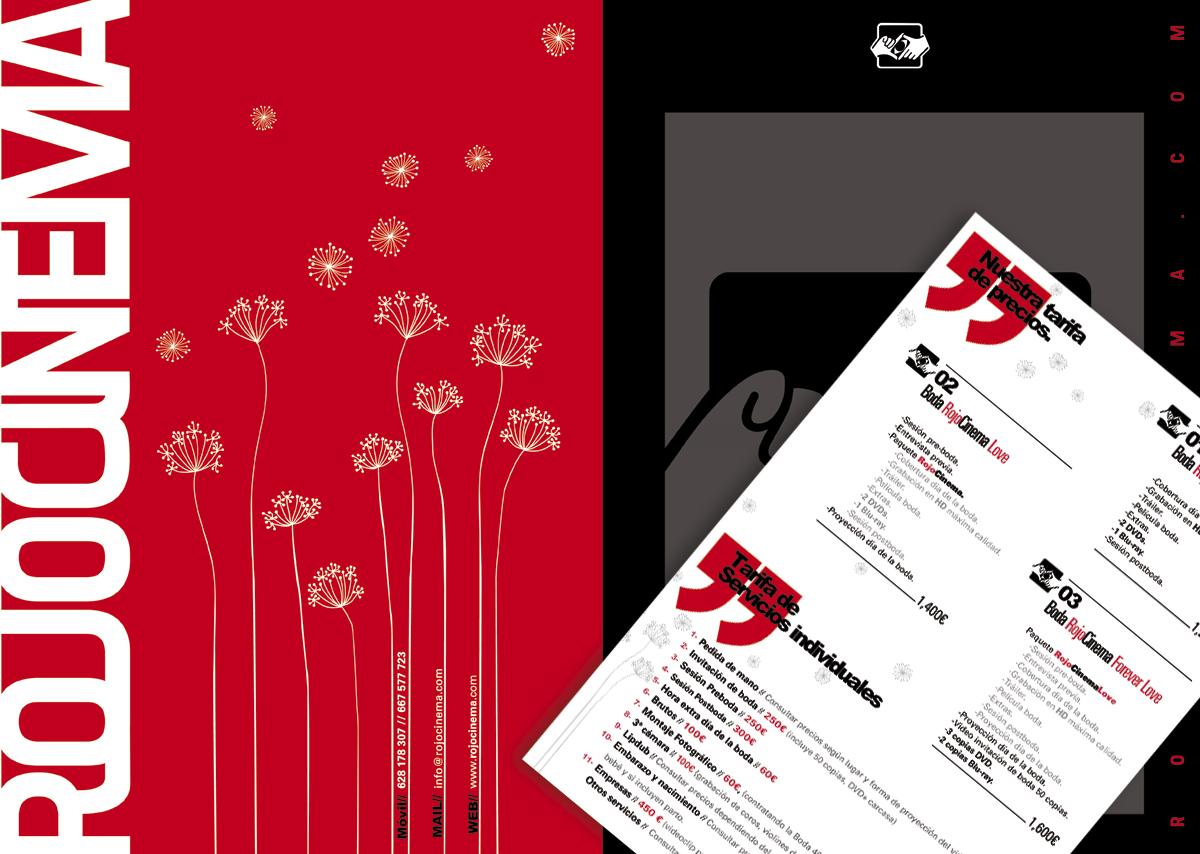 diseño grafico publicitario carpeta