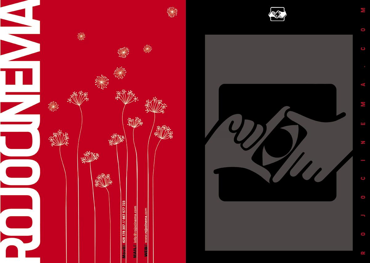 diseño de carpetas imagen corporativa almeria