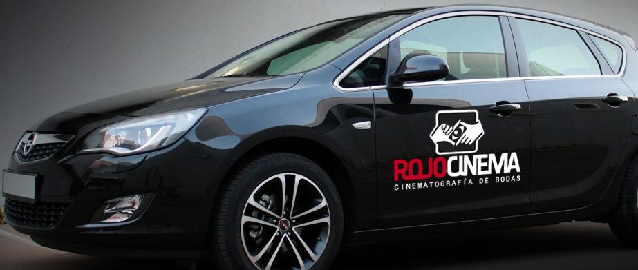 imagen corporativa rotulacion coches