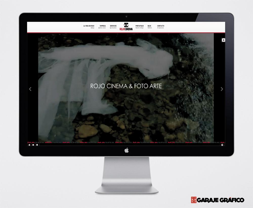 diseño maquetacion paginas web