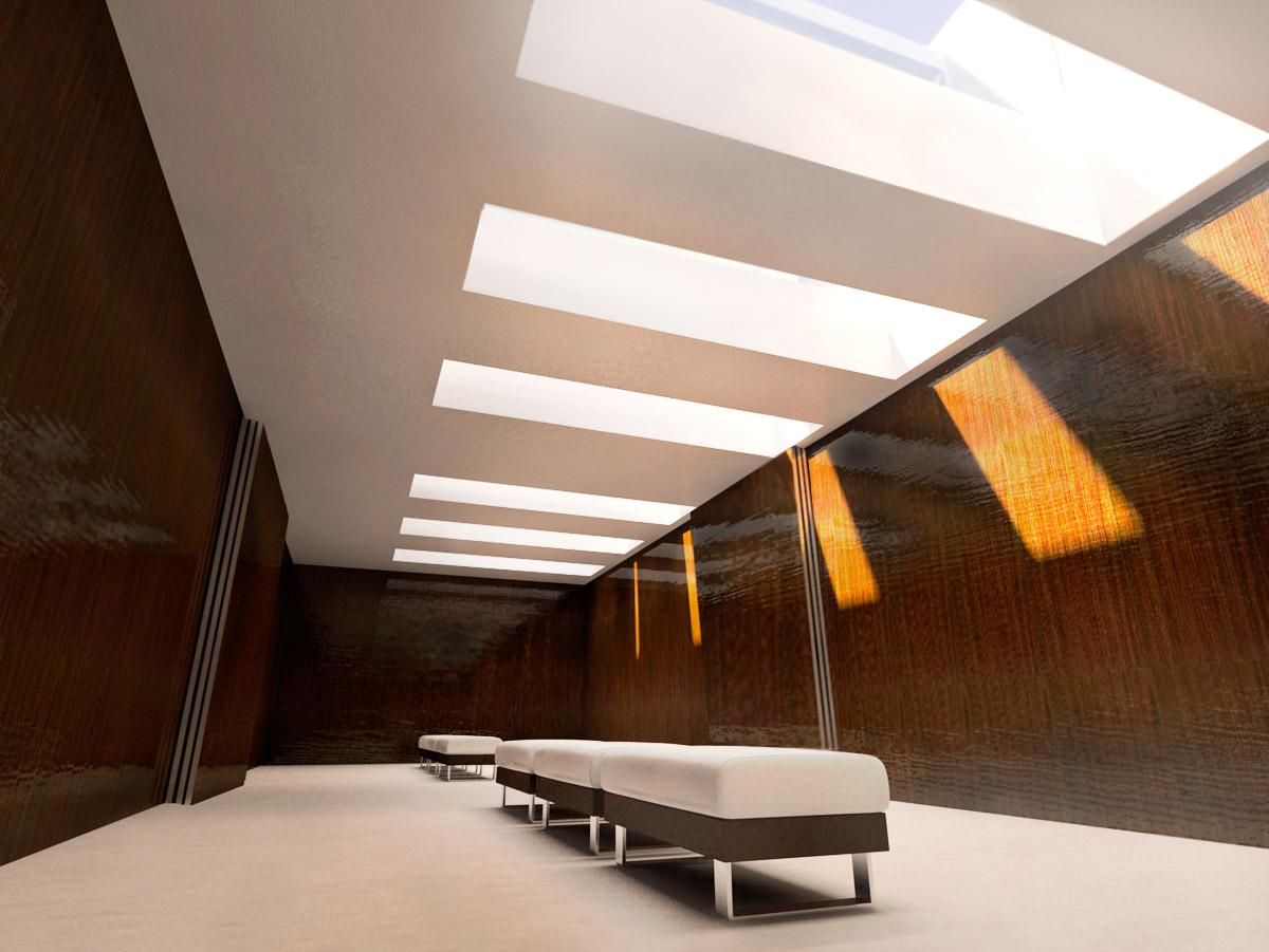 interiores 3d sala