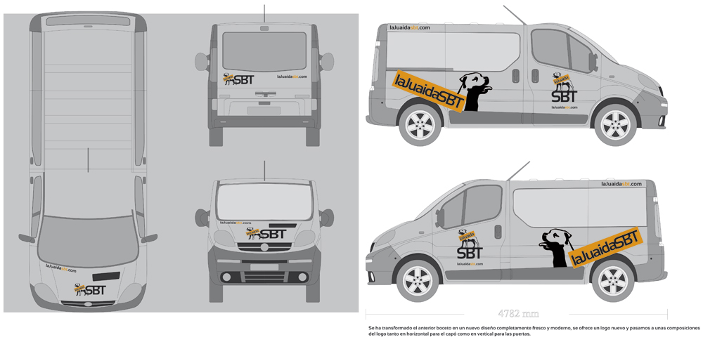 diseños rotulacion vehiculos