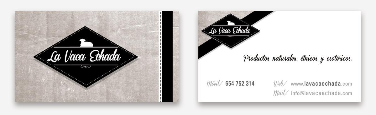 diseño de tarjetas logotipo