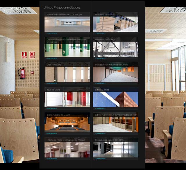realizacion de paginas web Garaje Grafico