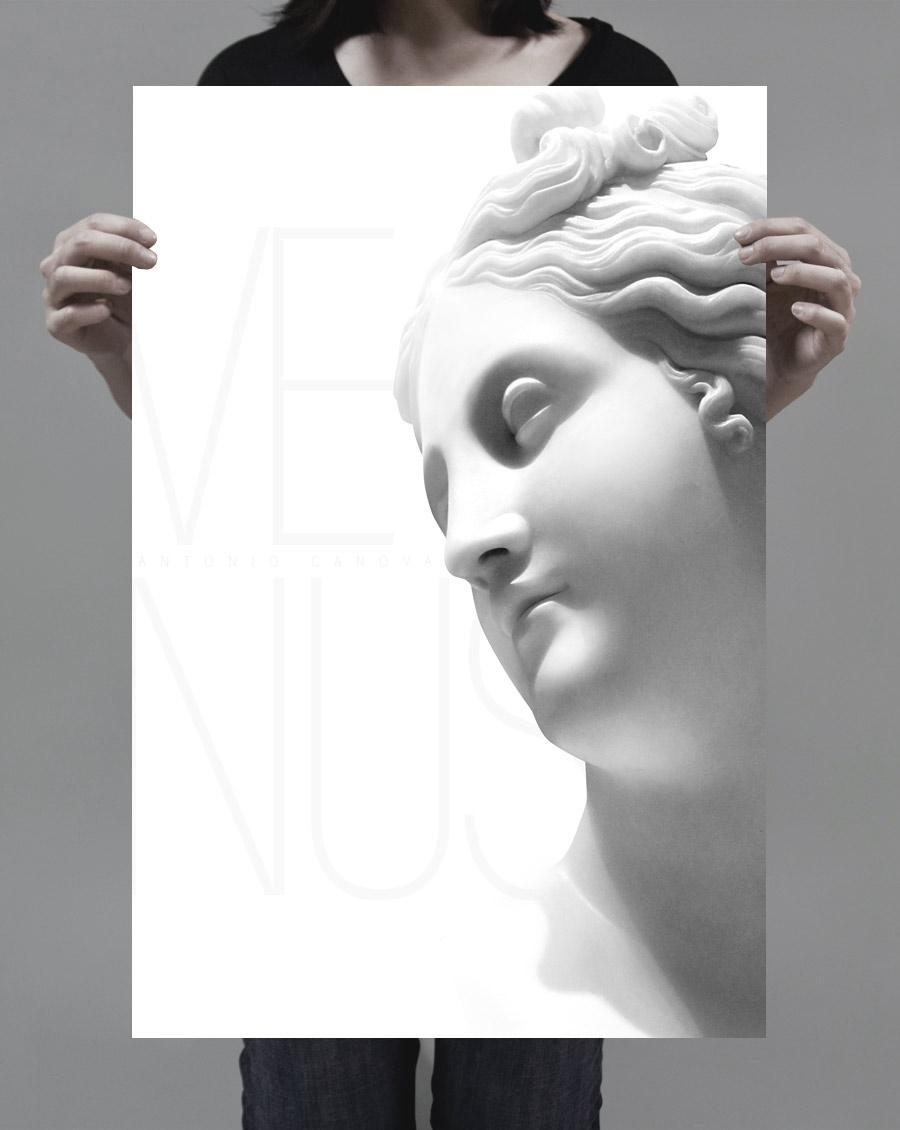 poster diosa venus