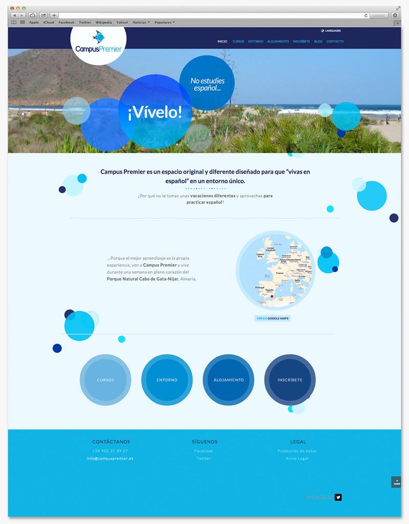 diseño presentacion de paginas web