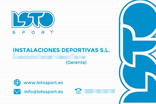 diseño de tarjeta visita Garaje Grafico