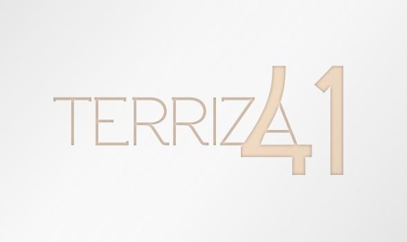 TERRIZA 41, dibujos para ventas.