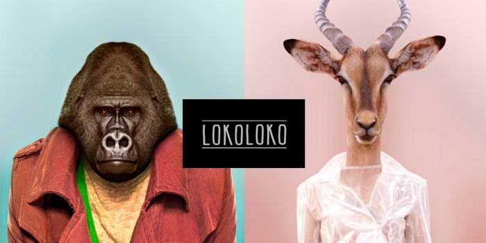 Imágenes para lokoloko.es y campaña textil.